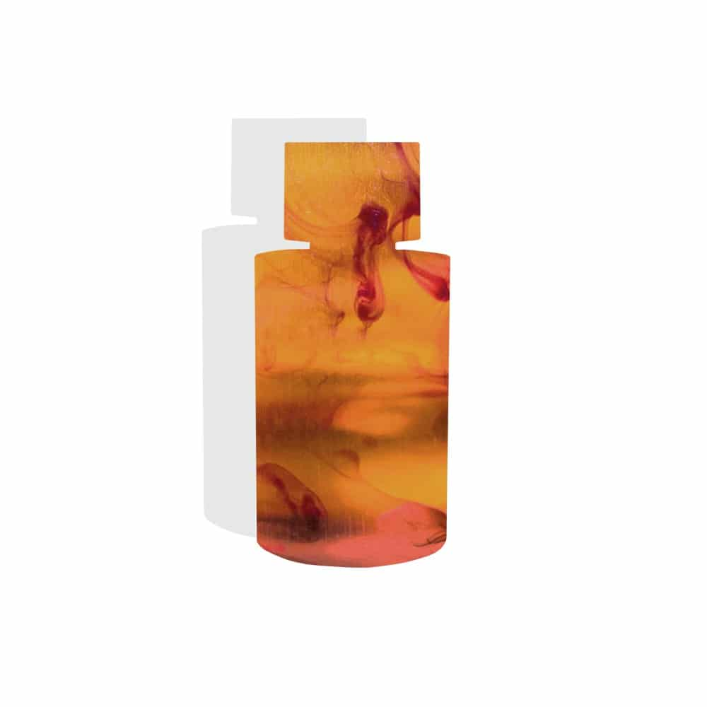 Flacon parfums de caractère